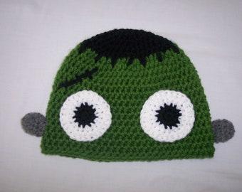 Frankenstein Hat - Halloween Costume