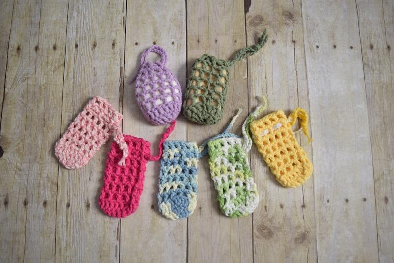 Soap Saver  Soap Sack  Soap Bag  Soap Holder  Bar Soap image 0
