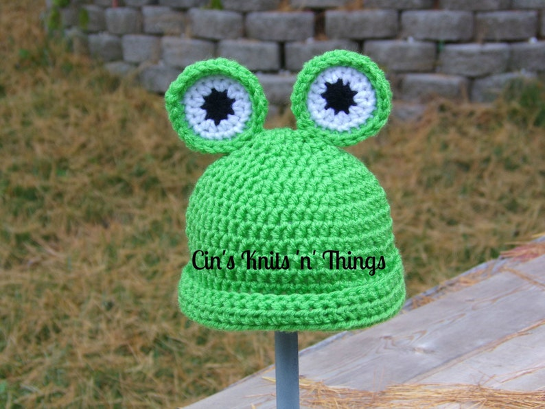 Frog Hat image 0