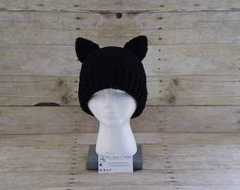 Kitty Hat ~ Cat Hat ~ Pussy Hat