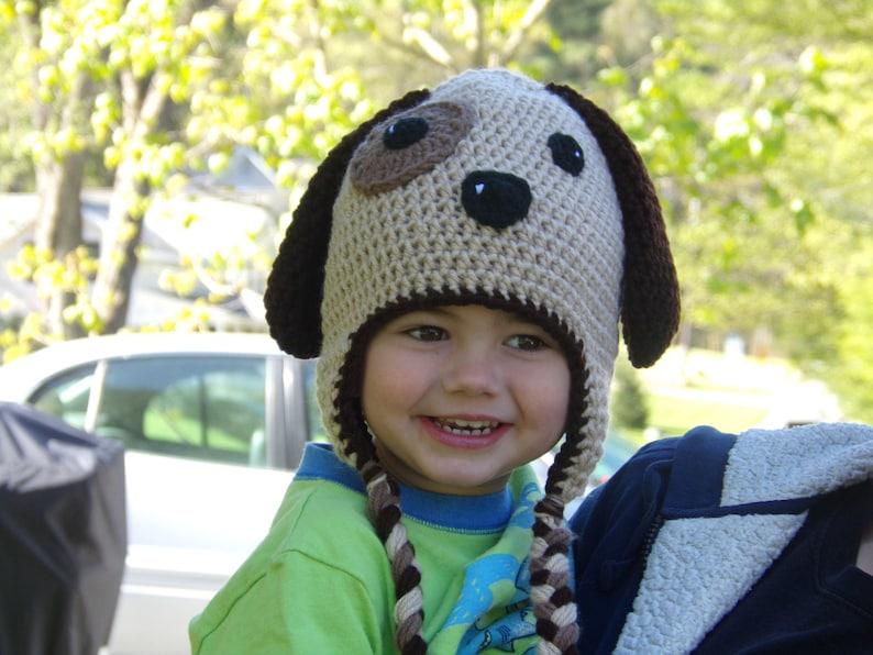 Puppy Hat  Dog Hat image 0