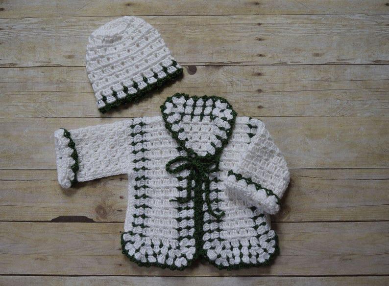 Baby Sweater Set image 0