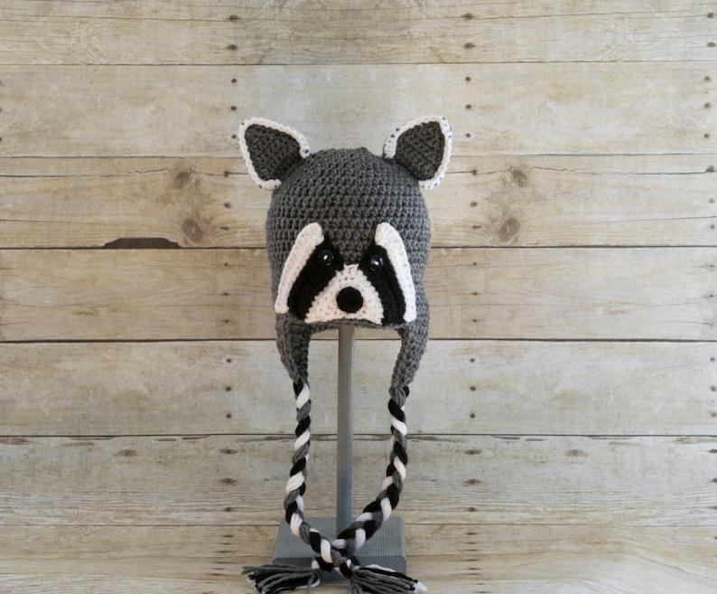 Raccoon Hat image 0