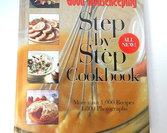 Good Housekeeping Step by Step Cookbook