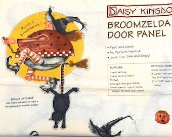 Broomzelda Door  Panel   #3710  Daisy Kingdom  FREE SHIPPING USA