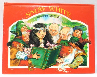 SNOW WHITE Pop-Up Picture Story Book