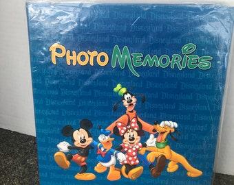 Walt Disney  Disneyland  Vintage Photo Memories  Scrapbook KIT  NEW /UNUSED
