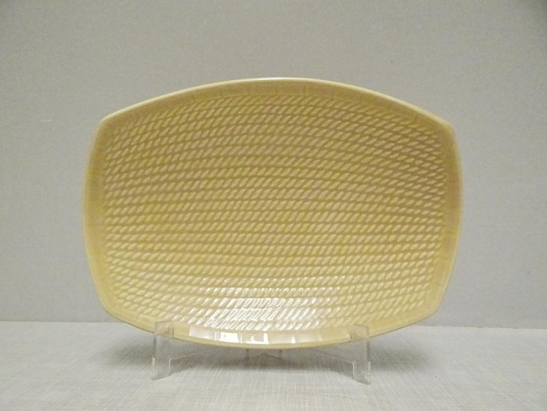 Art deco bowl cordaline keralux boch belgium etsy