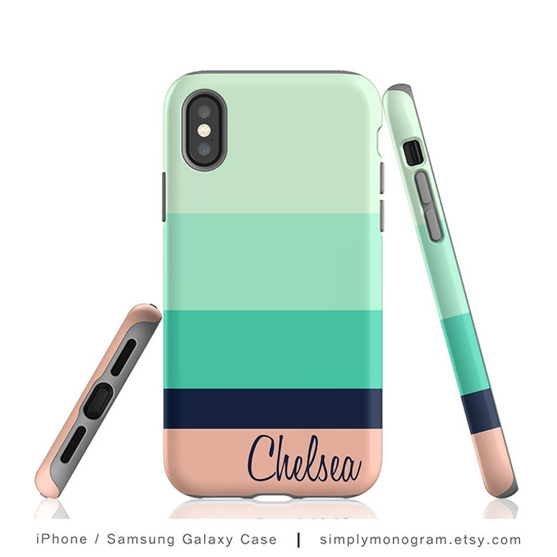 iphone xs case mint