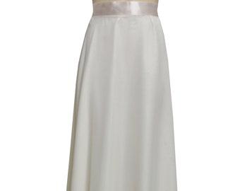 Rose Gold Sequin Skirt Pencil Skirt Bridesmaid Bottoms High Waisted Short Prom Skirt Formal Hobble Skirt Plus Size Skirt Maid of Honor Skirt