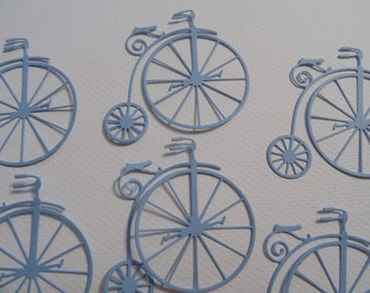 Vintage Bicycle Die Cuts