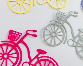 Bicycle Die Cuts