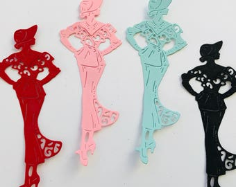 Lady Die Cuts
