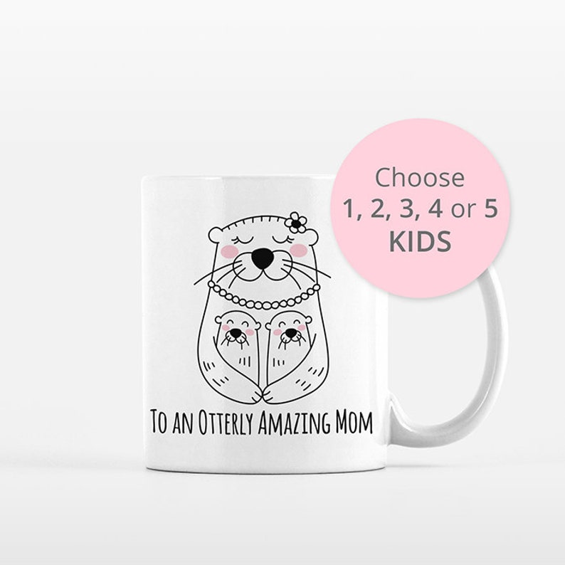 Mom Mothers Day Gift From Kids Twins Triplets Daughter