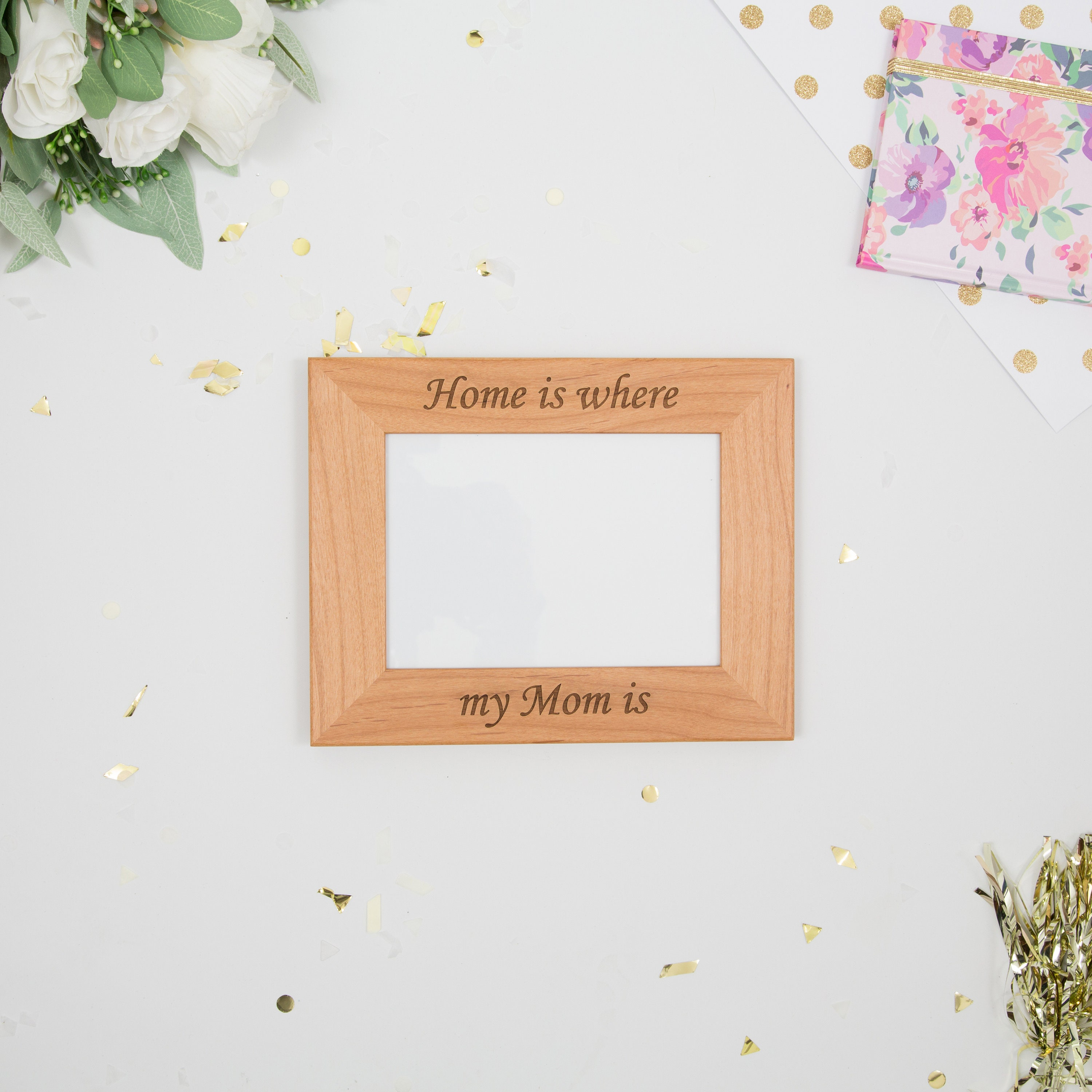 Mothers Day Frame Mother Day Gift Picture Frame Mothers Day | Etsy