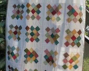 Square Block Quilt