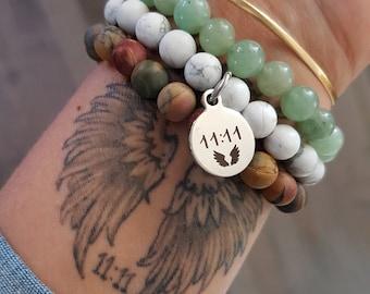 11:11 Angel Wing Bracelet  ---- Angel wings