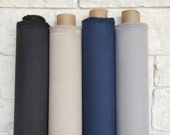 Waterproof RHINO CANVAS  - Sold in 1 Yard Increments  Bag lining fabric