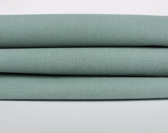 SEA SALT 12 oz. Hand Waxed Cotton Canvas Fabric - sold in 1/2 yard increments