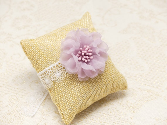 FLOWER bracelet adjustable wedding pink powder pink peach Flower chiffon pistils bride guest bridesmaid ceremony