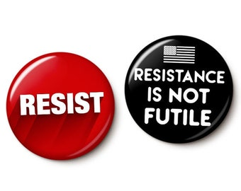 Resistance Button/Magnet Set