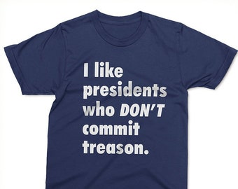 Trump Treason T-shirt