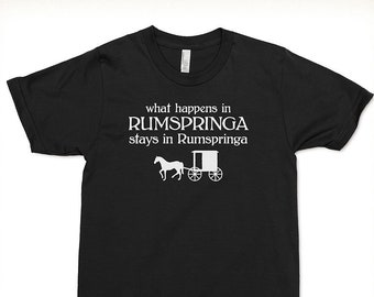 Amish Rumspringa T-shirt