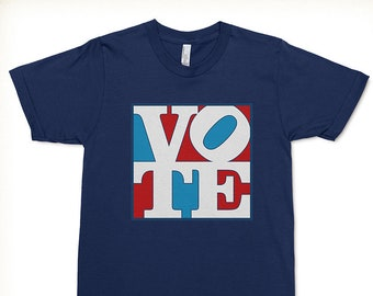 Pop Art Vote T-shirt