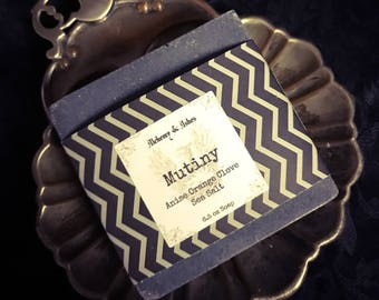Mutiny Sea Salt Bar Cold Process Soap - Plant Based with Herbs & Essential Oils