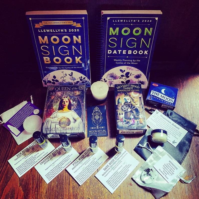 MYSTERY BOX  Witch Box witchy items magick pagan occult image 0