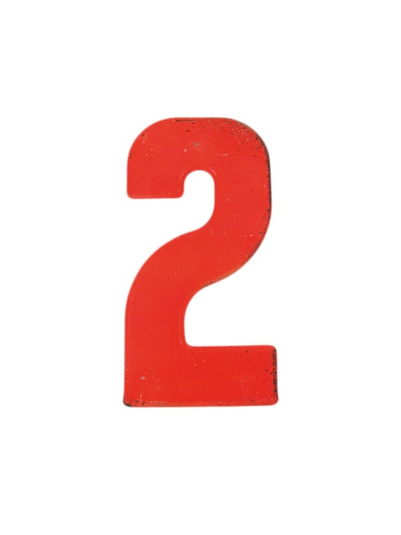 File:2 white, red rounded rectangle.svg - Wikimedia Commons  |Red Number 2