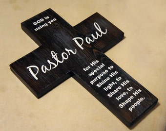 Pastor Birthday Gift Etsy