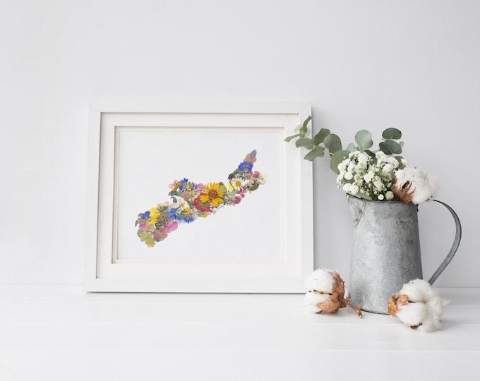 Pressed Flower Prints