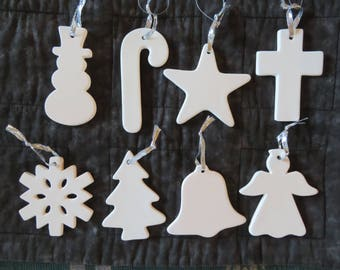 Plaster ornament | Etsy