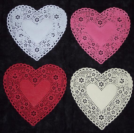 scrapbooking,cardmaking,wedding. 100 x ivory love heart acrylic embellishments