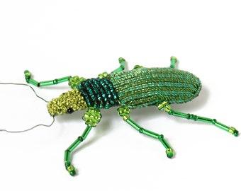 Beetle - Stumpwork Embroidery Kit