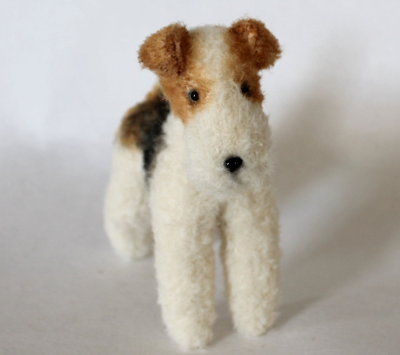 Wire Fox Terrier 16.5cm PDF dog sewing pattern   Etsy