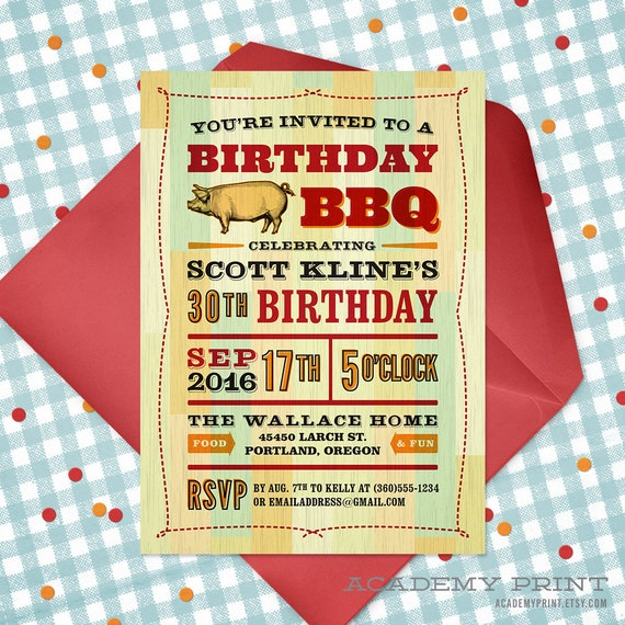 It's just an image of Revered Free Printable Cookout Invitations