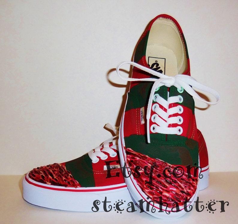 8263600980 Krueger vans sneaker shoes