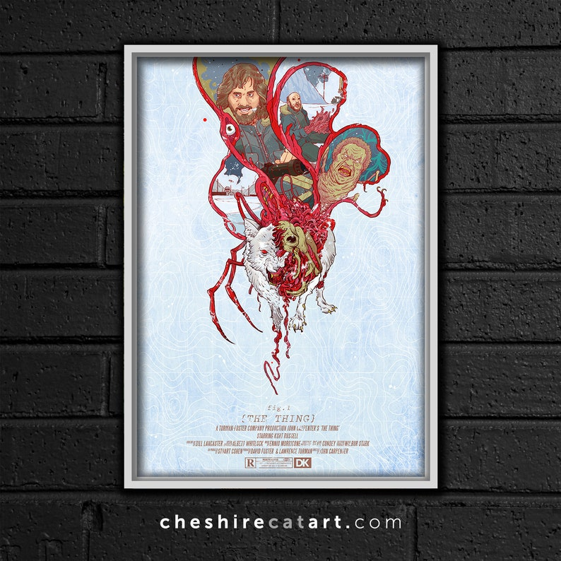 The Thing Print image 0
