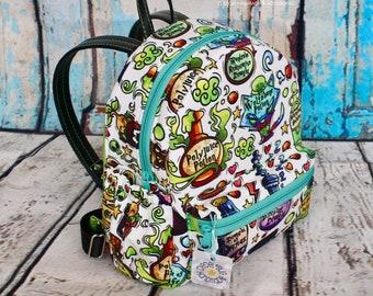 Minni Mini Backpack PDF SEWING Pattern