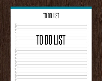 to do list with categories fillable productivity printable etsy