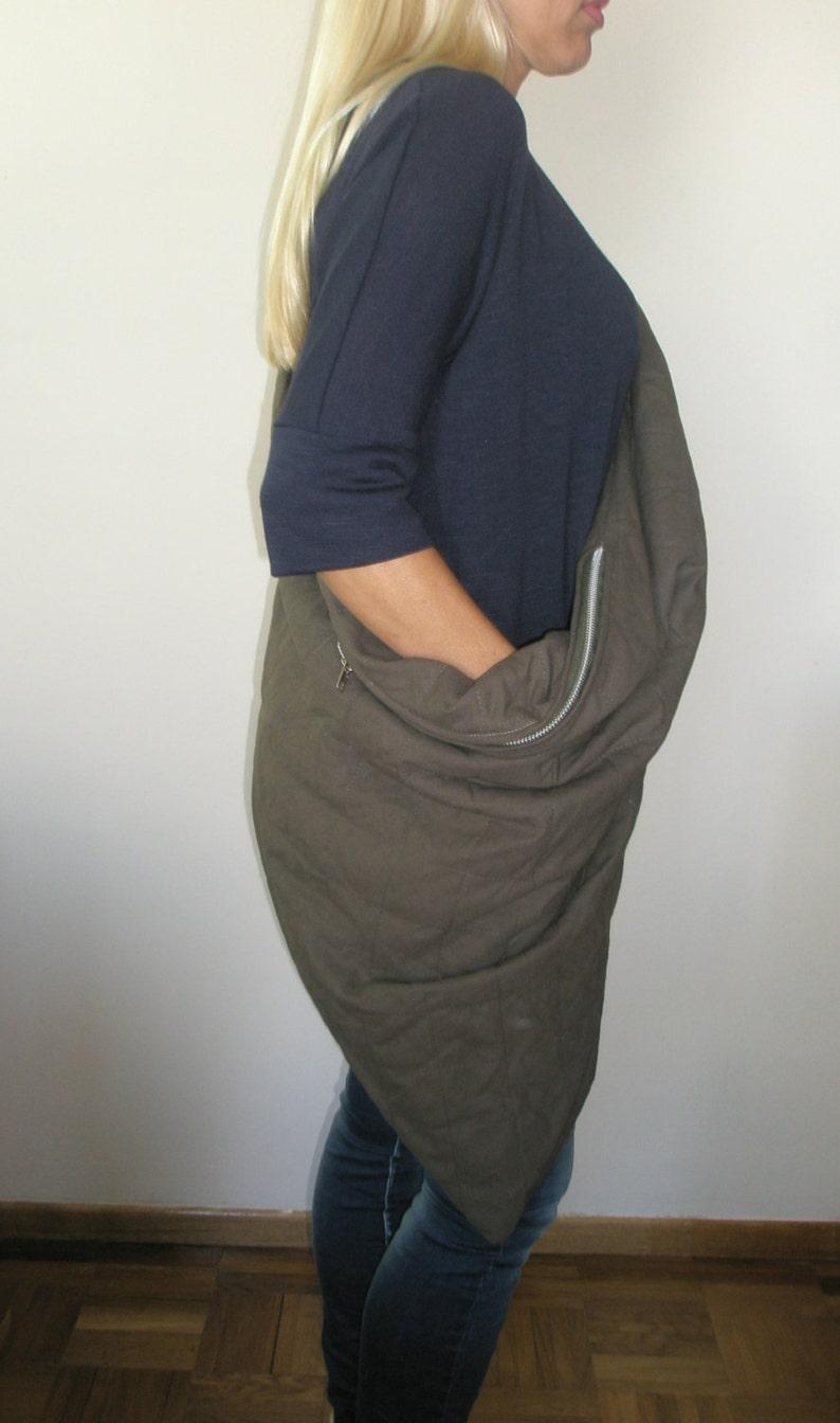 Handmade hip bag