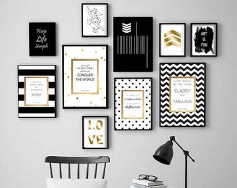 Kate Spade Inspired Artwork Quotes