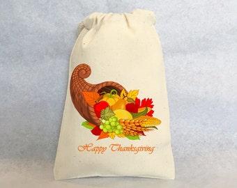 "15- Thanksgiving favor, Thanksgiving treat bag, Thanksgiving favor bag, Thanksgiving gift, thanksgiving table decor, Thanksgiving, 4""x6"""