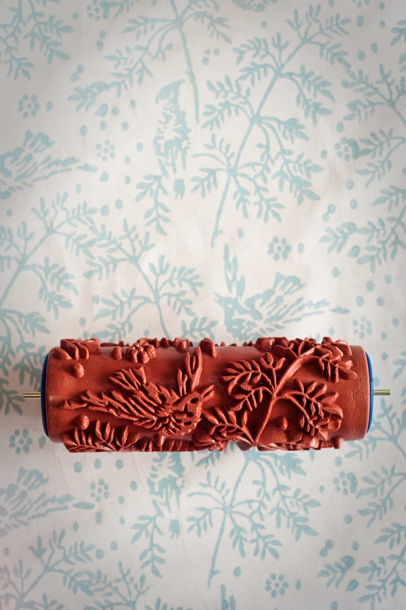 No. 1 Patterned Paint Roller from The Painted House image 0