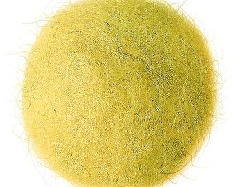 FELT BALL #36 pistachio; sizes: 1cm, 1,5cm; 2cm, 3cm, 3,5cm, 4cm, 5cm ....