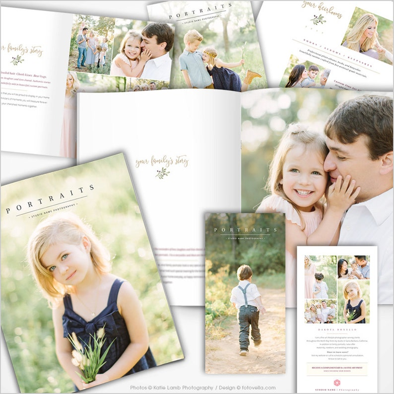Family Photographer Client Welcome Guide Studio Magazine image 0