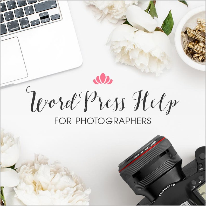 WordPress Help For Photographers  WordPress Theme Design  image 1