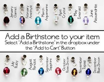 Birthstone pendant etsy birthstone pendants birthstone pendants with bales add a birthstone to your necklace czech 8mm crystal birthstone pendant scc932 aloadofball Choice Image